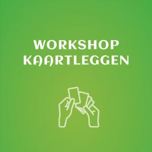 Workshop kaartleggen